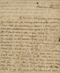 Sarah Kean to John Kean, September 2, 1830 by Sarah Sabina Kean