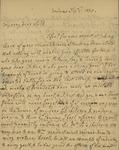 Susan Ursin Niemcewicz to John Kean, September 2, 1830