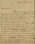 Susan Ursin Niemcewicz to John Kean, October 8, 1830
