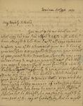 Susan Ursin Niemcewicz to John Kean, October 12, 1830