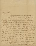 Julia Ursin Niemcewicz Kean to John Kean, October 13, 1830 by Julia Ursin Niemcewicz Kean