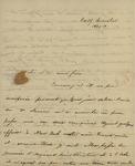 Julia Ursin Niemcewicz Kean to John Kean, November 19, 1830 by Julia Ursin Niemcewicz Kean
