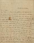 Julia Ursin Niemcewicz Kean to John Kean, March 16, 1834 by Julia Ursin Niemcewicz Kean