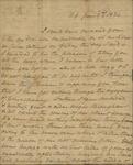 Sarah Sabina Baker to John Kean, June 2, 1834
