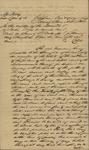 Essex Orphans Court with John Kean, June 7, 1834
