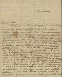Julia Ursin Niemcewicz Kean to John Kean, June 28, 1834 by Julia Ursin Niemcewicz Kean