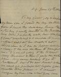 Sarah Sabina Baker to John Kean, June 29, 1834