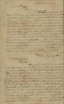 Henry Stoddard and Joseph Crane to George C. Thomas, August 29, 1834 by Henry Stoddard and Joseph Crane
