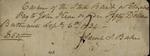 Sarah Sabina Baker to John Kean, September 6, 1834