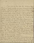 Sarah Sabina Baker to John Kean, October 1834