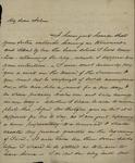 Henry I. Williams to John Kean, May 20, 1835