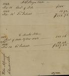 A.L. Sligen to Peter Alpaugh, November 15, 1844
