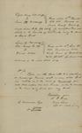 D.B. Ward to John Kean, September 5, 1843