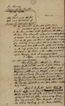 Indenture Petition of Benjamin Williamson, July 21, 1845