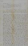 Examination of Benjamin Williamson, June 15, 1847