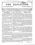 The Reflector, Vol. 2, No. 5, May 1928 by New Jersey State Normal School at Newark
