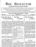 The Reflector, Vol. 1, No. 2, December 1931 by New Jersey State Normal School at Newark