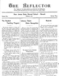 The Reflector, Vol. 1, No. 3, February 1932