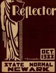 The Reflector, Vol. 2, No. 1, October, 1933