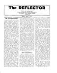The Reflector, April 3, 1936