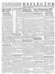 The Reflector, Vol. 4, No. 5, March 11, 1940