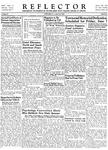 The Reflector, Vol. 4, No. 7, May 20, 1940