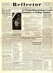 The Reflector, Vol. 5, No. 2, November 7, 1940