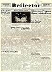 The Reflector, Vol. 5, No. 3, December 13, 1940