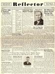 The Reflector, Vol. 5, No. 4, January 31, 1941