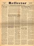 The Reflector, Vol. 7, No. 1, October 30, 1942