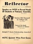 The Reflector, Vol. 12, No. 4, January 22, 1947