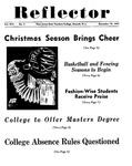 The Reflector, Vol. 13, No. 3, December 18, 1947