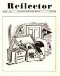 The Reflector, Vol. 14, No. 5, May 4, 1949