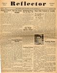 The Reflector, Vol. 15, No. 3, November 9, 1949