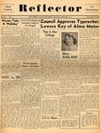 The Reflector, Vol. 15, No. 4, November 23, 1949