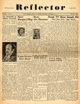 The Reflector, Vol. 15, No. 9, March 8, 1950 by New Jersey State Teachers College at Newark