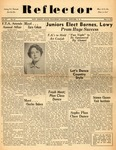The Reflector, Vol. 15, No. 12, May 3, 1950 by New Jersey State Teachers College at Newark