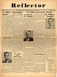 The Reflector, Vol. 16, No. 1, October 2, 1950 by New Jersey State Teachers College at Newark