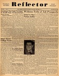 The Reflector, Vol. 16, No. 5, November 28, 1950 by New Jersey State Teachers College at Newark