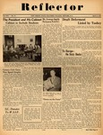 The Reflector, Vol. 16, No. 10, April 18, 1951 by New Jersey State Teachers College at Newark