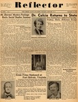 The Reflector, Vol. 17, No. 1, September 13, 1951 by New Jersey State Teachers College at Newark
