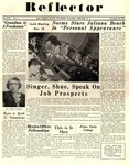The Reflector, Vol. 17, No. 5, November 30, 1951 by New Jersey State Teachers College at Newark