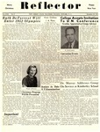 The Reflector, Vol. 17, No. 6, December 20, 1951 by New Jersey State Teachers College at Newark