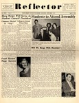 The Reflector, Vol. 17, No. 9, April 1, 1952