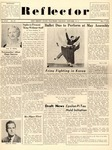 The Reflector, Vol. 17, No. 10, May 7, 1952 by New Jersey State Teachers College at Newark