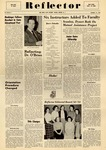 The Reflector, Vol. 18, No. 1, September 11, 1952 by New Jersey State Teachers College at Newark
