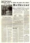The Reflector, Vol. 18, No. 8, April 1, 1953