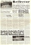 The Reflector, Vol. 19, No. 5, November 12, 1953 by New Jersey State Teachers College at Newark