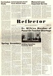 The Reflector, Vol. 24, No. 8, February 17, 1954 by New Jersey State Teachers College at Newark