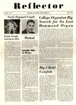 The Reflector, Vol. 24, No. 11, April 1, 1954 by New Jersey State Teachers College at Newark